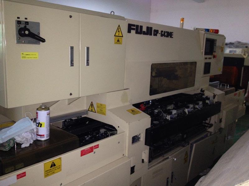 供应信息 电子,电工,电气设备 电子产品制造设备 贴片机  点击放大