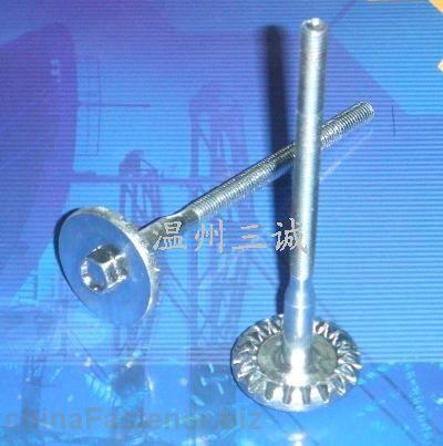 不锈钢汽车螺栓汽车大灯调节螺栓汽车用非标螺栓