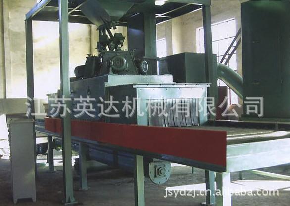 石材抛丸机 Q0612大理石通过式抛丸机 厂家专业生产