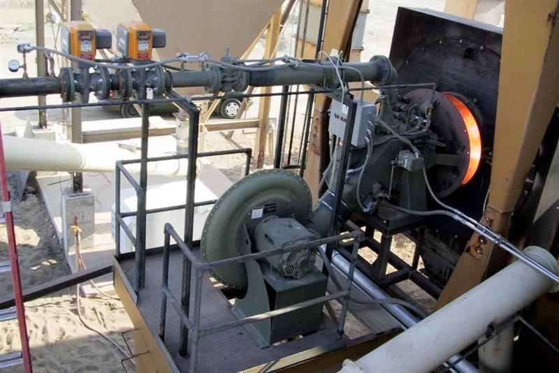 沥青设备改造-燃烧器油改气-青岛开朴博创工贸有限