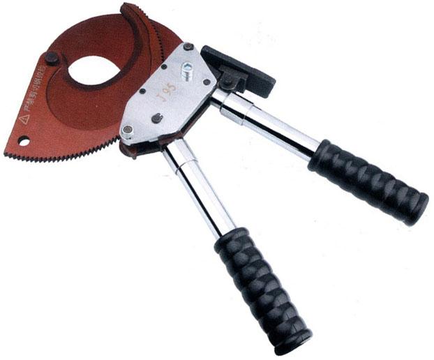 棘轮线缆剪,棘轮剪刀,线缆剪