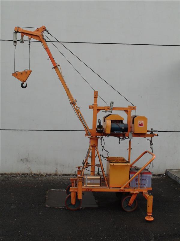 2007款吊车电路图