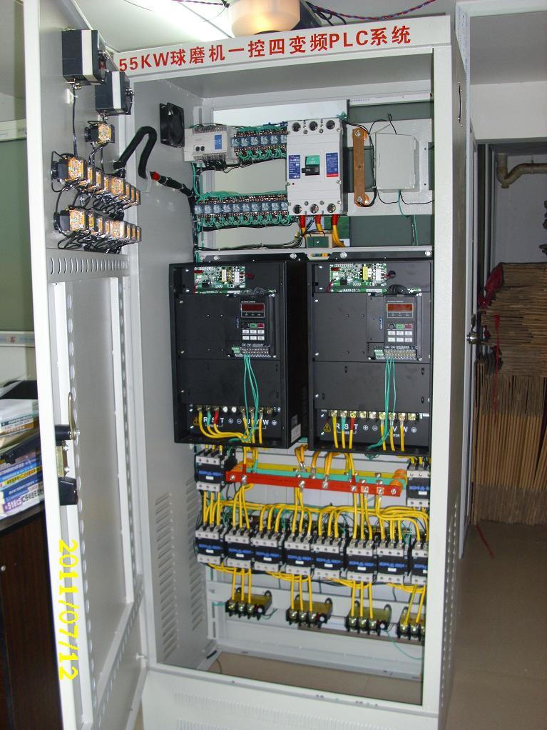 湖南水泵变频一拖二控制柜长沙变频控制柜/湖南变频控制柜