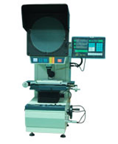 高清晰高精度数字式立式投影仪CPJ-3015