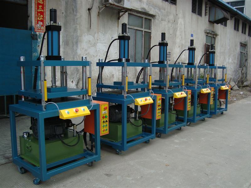 铸造机床-供应小型四柱油压机-中华机械网图片