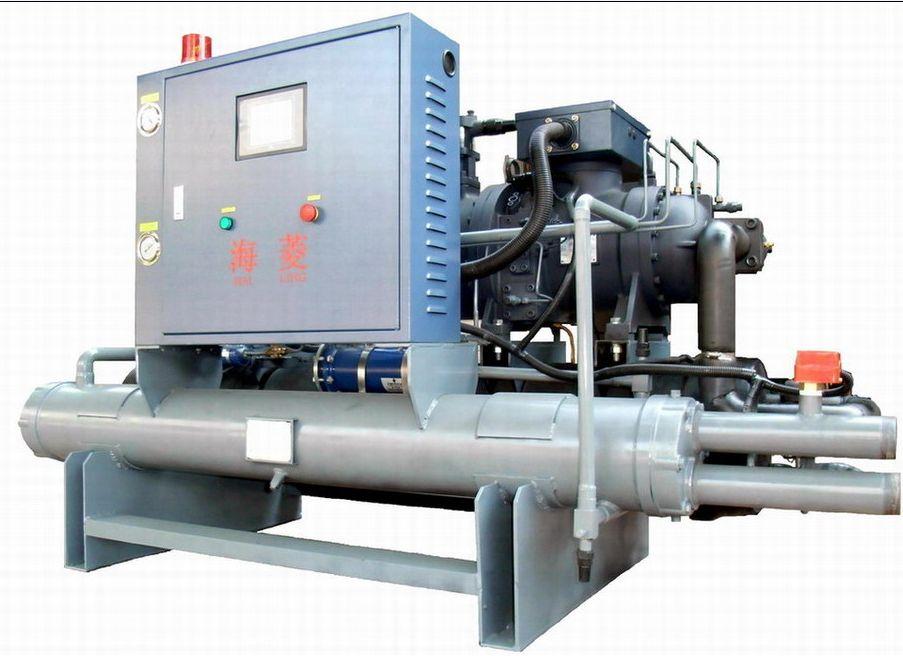 工业螺杆冷水机组