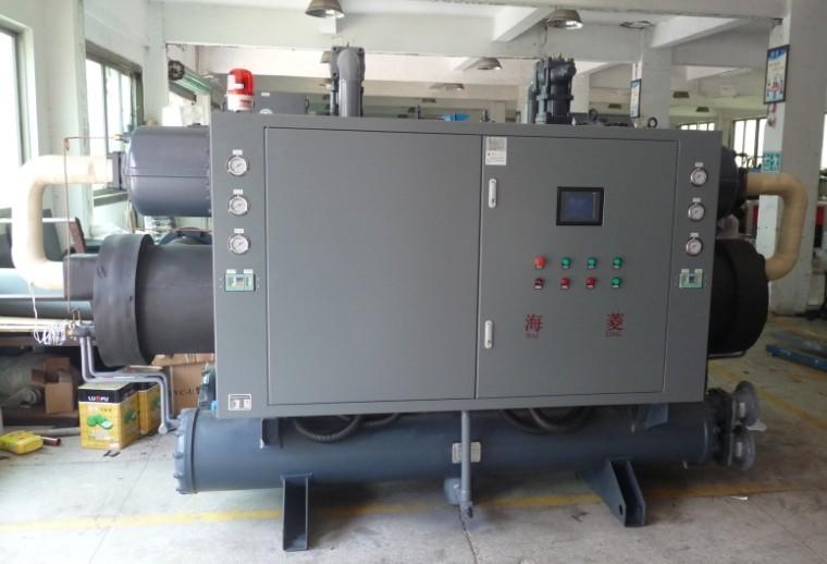 水冷式螺杆冷水机,螺杆冷水机规格