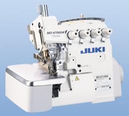 高速无供油机头包缝机/安全缝包缝机