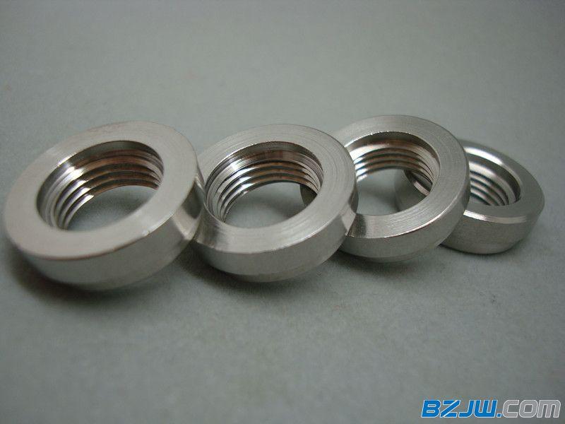 不锈铁螺母不锈铁冷镦件不锈铁轴套不锈铁非标件
