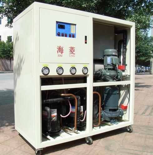 山西工业冷冻机,山西水冷式冷水机,注塑冰水机