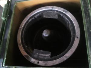 RFLX系列离心过滤机内衬