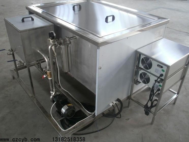超声波清洗设备-供应常州单槽超声波清洗机-中华机械