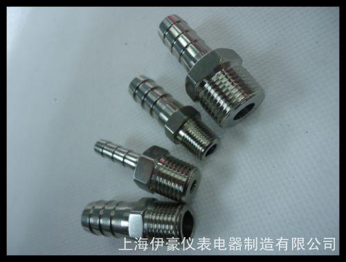促销不锈钢直角宝塔/水管接头外丝宝塔/不锈钢卡箍
