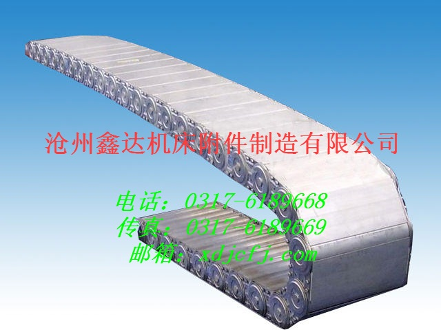 TLG型钢制拖链,钢制拖链型号,钢制拖链提供商