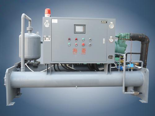水冷型螺杆冷水机组,水冷型螺杆冷水机组
