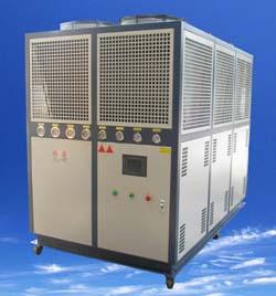 风冷式低温冷冻机,风冷式低温冷冻机