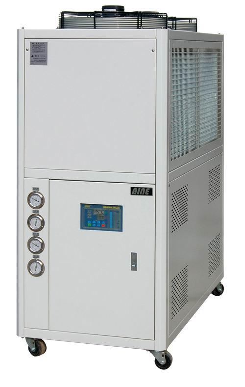 风冷式冷水机,高端配置,控温