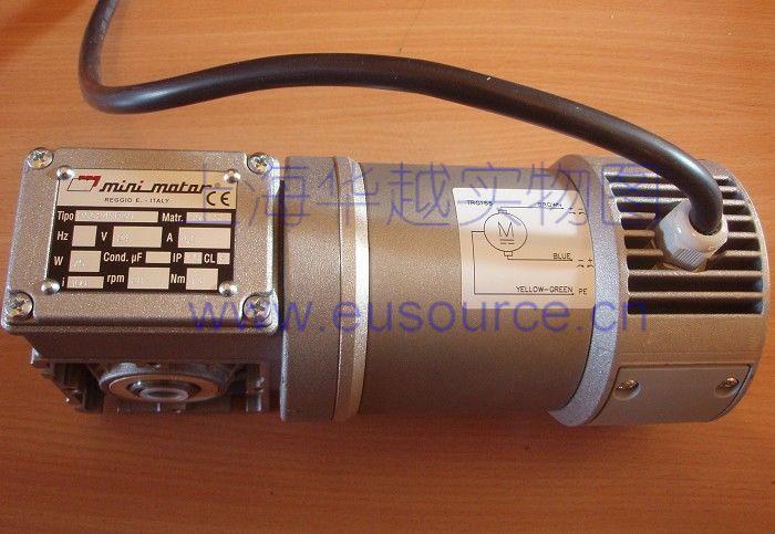 Mini motor 始建于1965年,起初为威尼斯的窗帘厂家生产连接电机。自1974年起,公司开始生产面向工业领域的电机,目前工厂占地10,000平方米。在1995年,公司取得UNI EN ISO9001认证,再次证明了其产品的高品质。Mini motor 多年来持续保持产品的高品质和稳定性,在注重质量的同时也注重外形的设计,时刻保持产品鲜明的特性。 敬请注意:上海华越作为拥有进出口资质以及德国实体公司的贸易公司诚意提供以上产品,但是我们绝非此品牌在中国的办事处,分公司或者总代理,请和我们一起守护行业诚