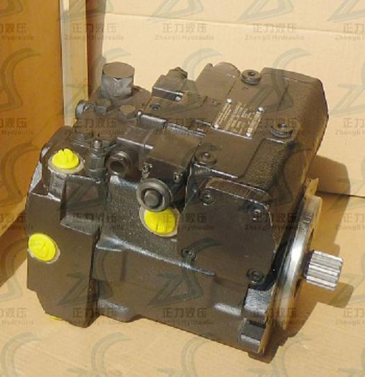 压路机液压泵维修图片