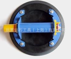 不锈钢真空吸盘 最强手泵式吸盘 大单盘超强吸力