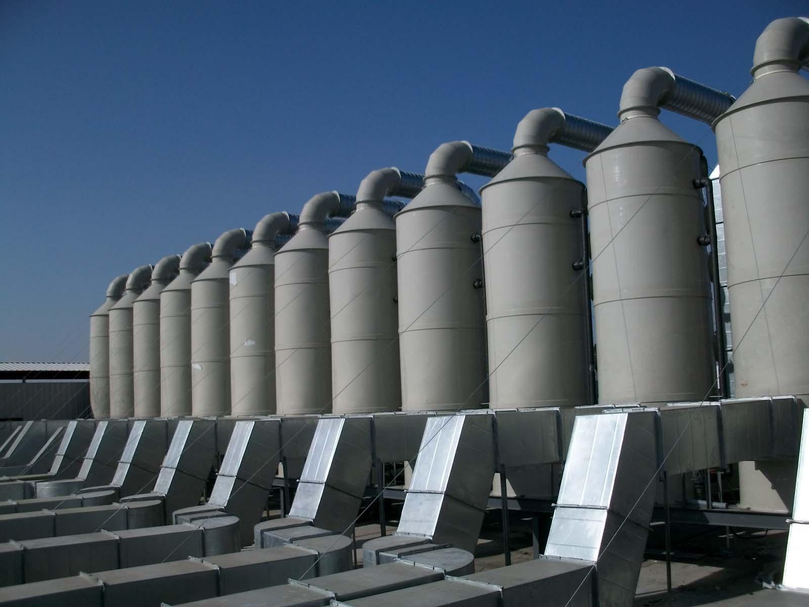 废气处理成套设备-供应废气净化设备