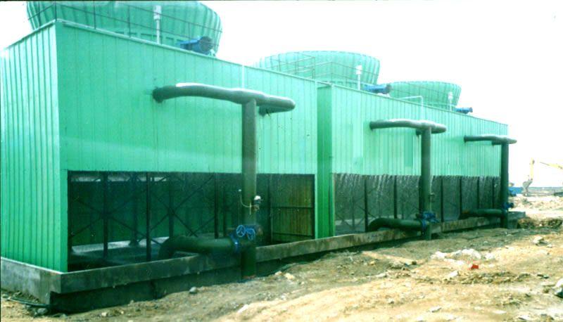 沈阳/自然通风/机械通风/混合通风式玻璃钢冷却塔
