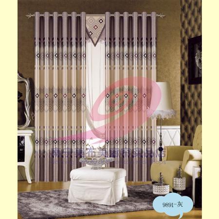电动窗帘订做 家装窗帘效果图 欧式窗帘布艺