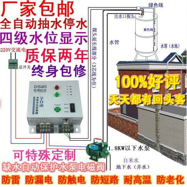 压力控制器-供应不锈钢家用水箱水塔|民用水箱|居民