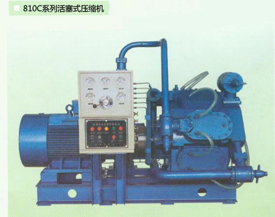 制冷空调设备-供应100c系列活塞式氨压缩机组