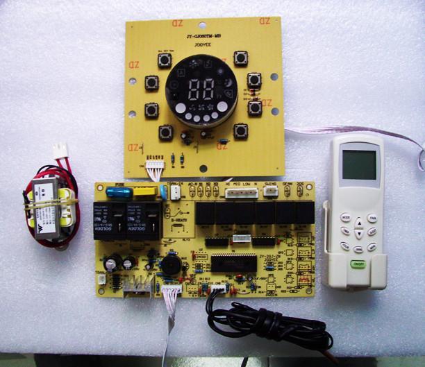 空调控制板柜机王冷暖电热控制板