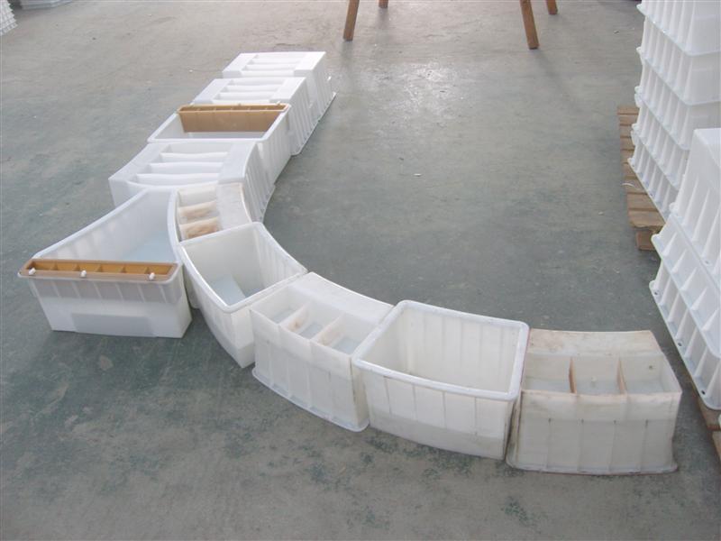 拱形骨架护坡塑料模具