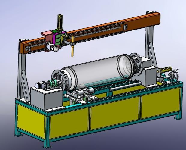 环缝自动焊接设备