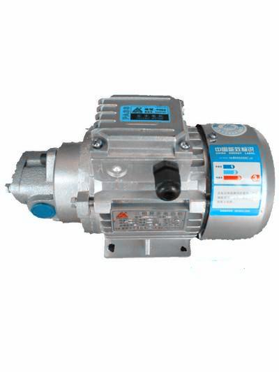 润滑油泵电机组*压力0.5,流量1.5~5.7供选