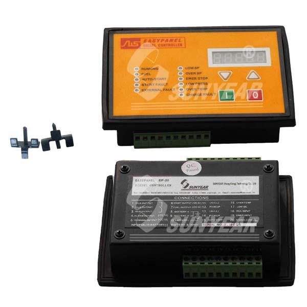 智能控制模块、EASYPANEL、柴油机控制器