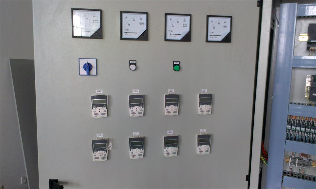 变频恒压供水控制柜