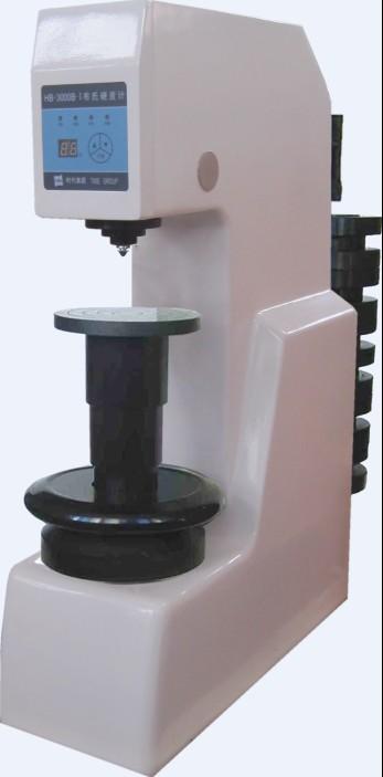 成都时代HB-3000B-I砝码加载布氏硬度计