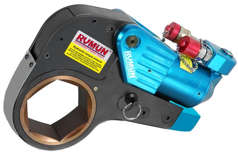 原装进口液压扳手,德国进口液压扳手,RVMUN液压扳手,RHD液压扳
