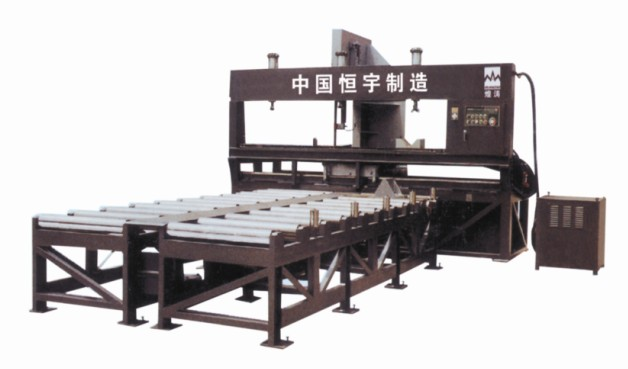 滑车立式金属带锯床_GD5370/250滑车立式金属带锯床