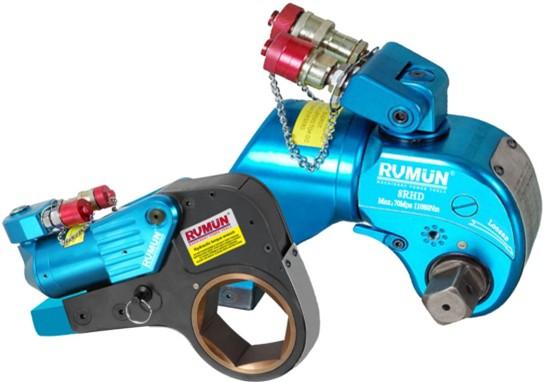 原装进口液压力矩扳手,德国RVMUN液压扳手,进口液压扳手,RHD液