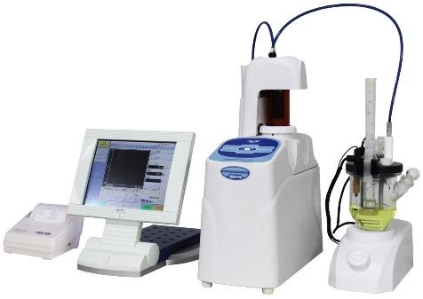 KEM混合法卡尔费休水分测定仪MKH-700