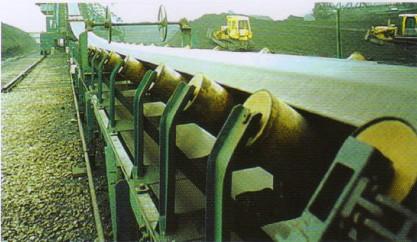 钢绳芯带式输送机参数/钢绳芯带式输送机图片