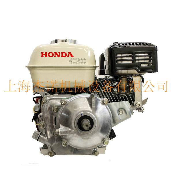 本田水平轴汽油发动机gx200-减速款