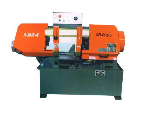 GB4025型卧式带锯床厂家直销/GB4025型卧式带锯床现货提供