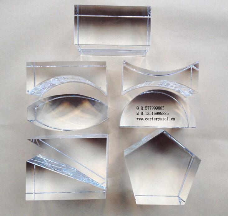 光学实验教具组合棱镜