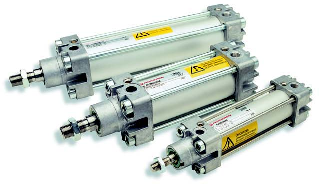 norgren诺冠ra-28000,ra-28300系列气缸 单作用气缸图片