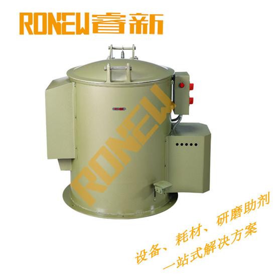 环保节能高效率热风离心干燥机,电子配件脱水烘干首选