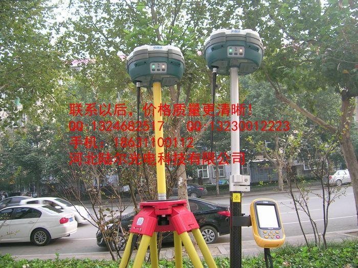 8,在当地坐标系下进行测量,放样等操作,得到当地坐标系下的坐标数据.