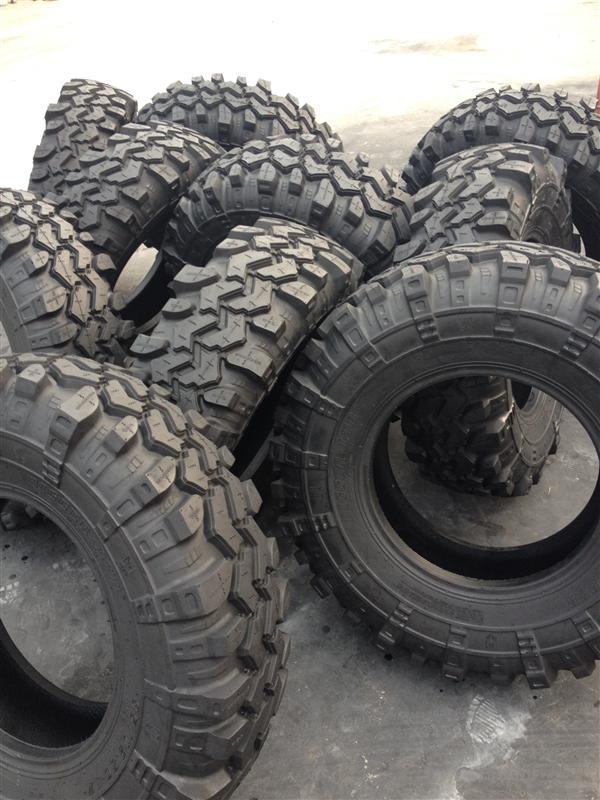 汽车轮胎-供应35/12.50-17越野花纹轮胎-中华机械网