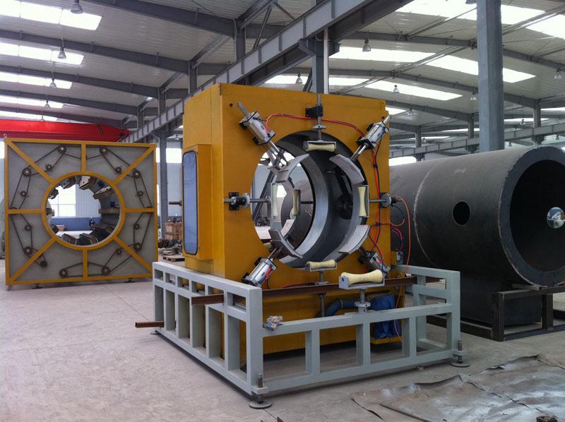塑料管材设备-供应薄壁管材切割机装置-中华机械网