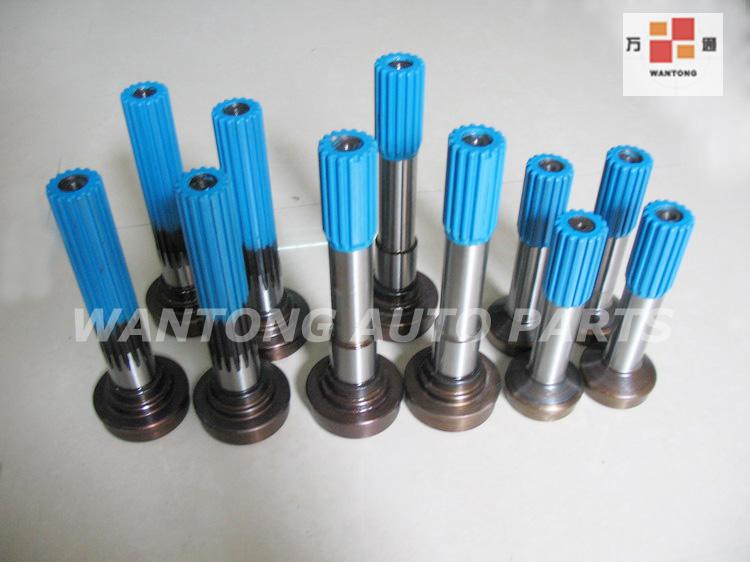 萧山万通生产尼龙轴花键轴,滑动叉,焊接叉,法兰叉等